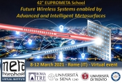 42 EUPROMETA School (Online) on March 2021